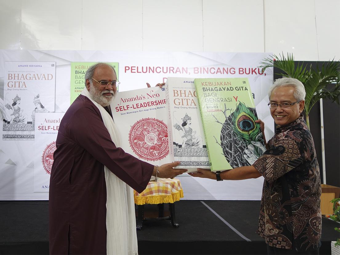 Launching Buku Gramedia