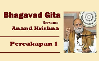 Bhagavad Gita Percakapan 01