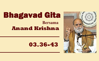 Bhagavad Gita 03.36-43
