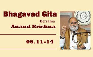 Bhagavad Gita 06.11-14