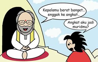 Angkat Jadi Murid