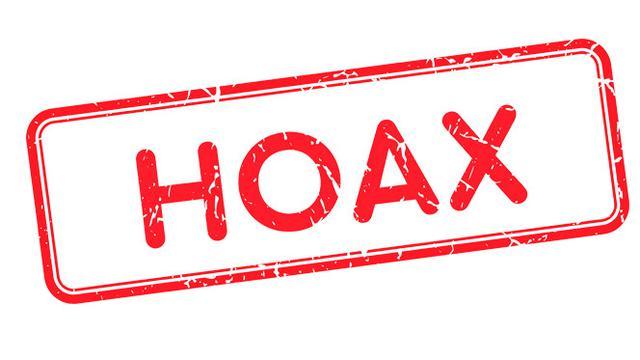 Surat Aduan Hoax
