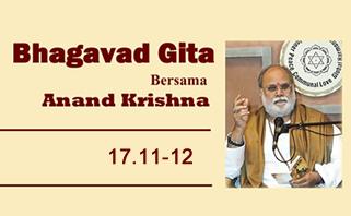 Bhagavad Gita 17.11-12